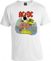 Футболка AC/DC Beavis And Butt-Head