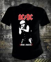 Футболка AC/DC Brian Johnson