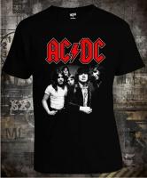 Футболка AC/DC Group муж М