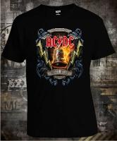 Футболка AC/DC Hells Bells Shield