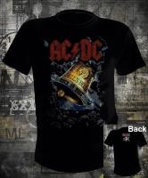 Футболка AC/DC Hells Bells Wall