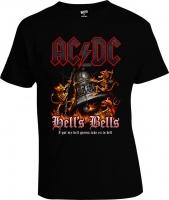 Футболка AC/DC Hells Bells
