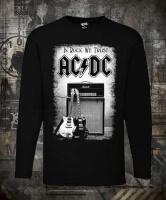 AC/DC In Rock We Trust Guitars