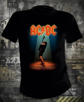 Футболка AC/DC Let There Be Rock