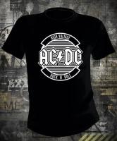 Футболка AC/DC Logo Circle
