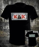 Футболка AC/DC One Dollar
