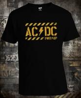 Футболка AC/DC PWR UP Logo