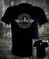 Футболка AC/DC Rock & Roll Will Never Die