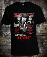 Футболка AC/DC Rolling Stone