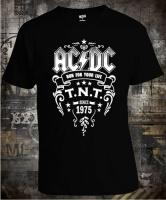 Футболка AC/DC TNT