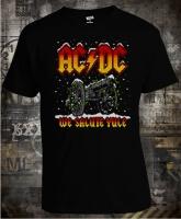 Футболка AC/DC We Salute Yule