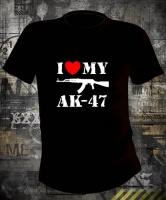 Футболка AK-47