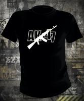 Футболка AK-47 logo