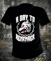 Футболка A Day To Remember Big Wolf