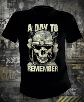 Футболка A Day To Remember  GTFOI