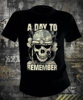 Футболка A Day To Remember  GTFOI