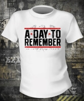 Футболка A Day To Remember Hardcore