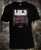 Футболка A Day to Remember Bad Vibrations