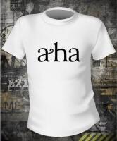 Футболка A-ha