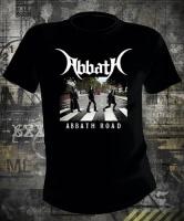 Футболка Abbath Road