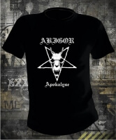 Футболка Abigor Apokalypse