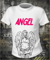 Футболка Angel Girl муж XL