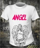 Футболка Angel Girl муж XL