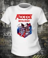 Футболка Accept Metal Heart муж XXL