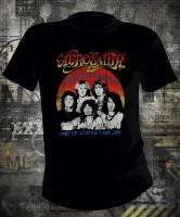 Aerosmith US Tour '84