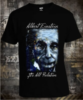 Футболка Albert Einstein It's All Relative