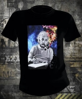 Футболка Albert Einstein Smoke