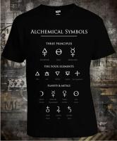 Футболка Alchemical Symbols муж L
