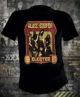 Футболка Alice Cooper Elected Band