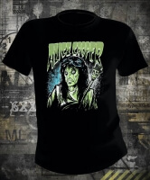 Футболка Alice Cooper Inked Metal Rock Band
