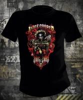 Футболка Alice Cooper Puppet Master Tour
