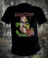 Футболка Alice Cooper Snake Wrap