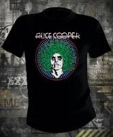 Футболка Alice Cooper Vintage Medusa