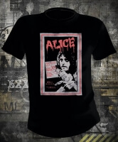 Alice Cooper Vintage Poster