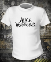 Футболка Alice in Wonderland