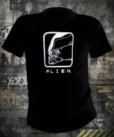Футболка Alien 8 bit