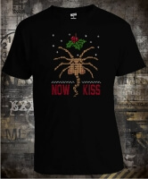 Футболка Alien Now Kiss