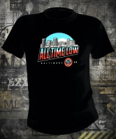 All Time Low Baltimore
