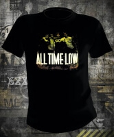 All Time Low Metal Finger