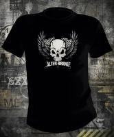 Футболка Alter Bridge Skull With Wings