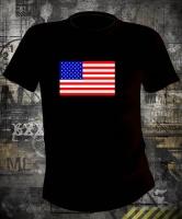 Футболка American Flag