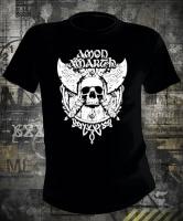Футболка Amon Amarth Skull And Axes