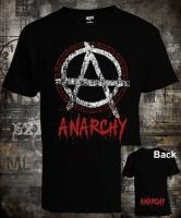 Футболка Anarchy Fuck The System