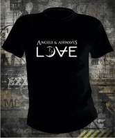 Футболка Angels and Airwaves Love
