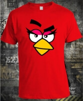 Футболка Angry Birds Red