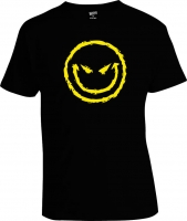 Футболка Angry Smile